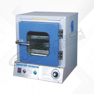 INCUBATOR BACTERIOLOGICAL THERMOSTATIC